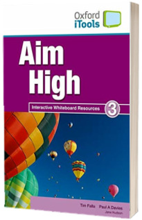 Aim High Level 3. iTools. A new secondary course which helps students become successful, independent language learners