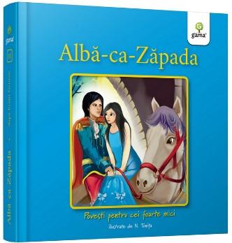 Alba-ca-Zapada - Colectia Povesti pentru cei foarte mici