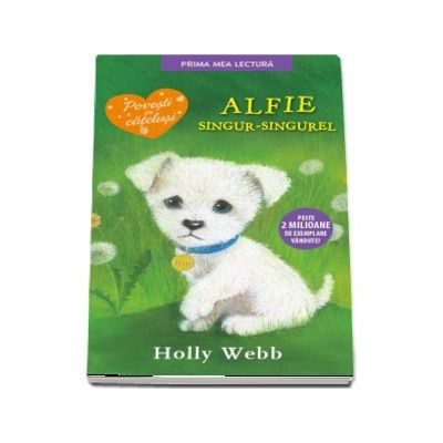 Alfie, singur-singurel - Holly Webb