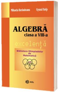 Algebra pentru clasa a VIII-a