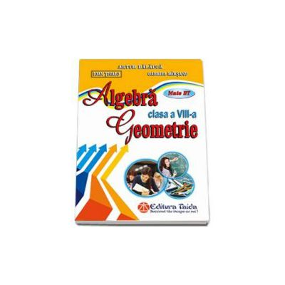 Algebra si Geometrie pentru clasa a VIII-a. Auxiliar de aritmetica - Artur Balauca