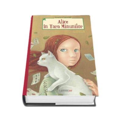 Alice in Tara Minunilor - Ilustratii de Marina Marinelli