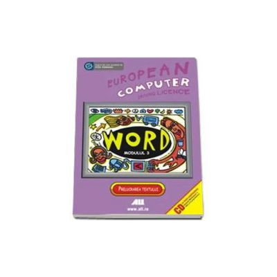 ECDL - Modulul 3 - Word