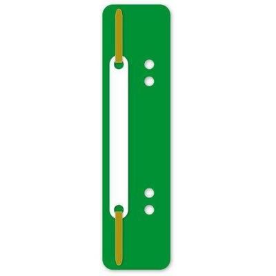 Alonje din plastic A5, 100/set, KANGARO - verde