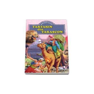 Alphonse Daudet, Tartarin din Tarascon - Editie ilustrata