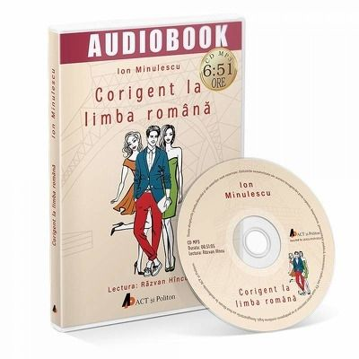 Amintiri din copilarie. Audiobook
