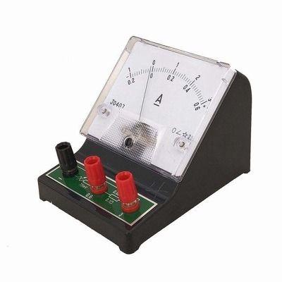 Ampermetru analogic DC