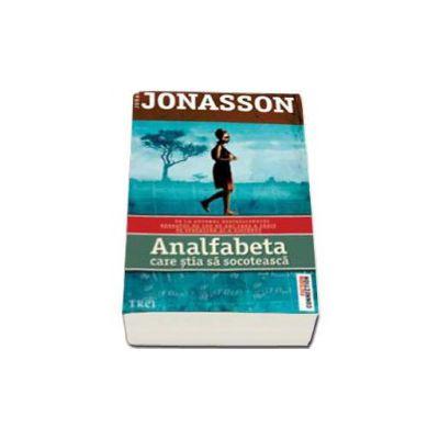 Analfabeta care stia sa socoteasca - Jonasson Jonas