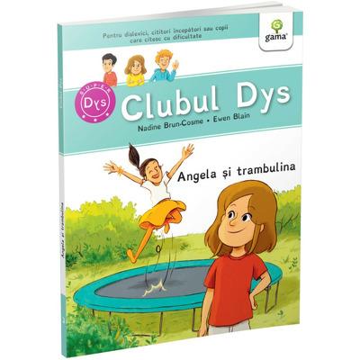 Angela si trambulina - Volumul 3