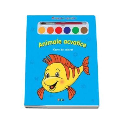 Animale acvatice - Miracolul culorilor