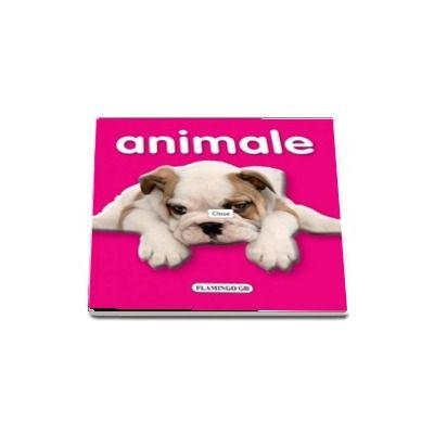 Animale (carte cu pagini cartonate si imagini)