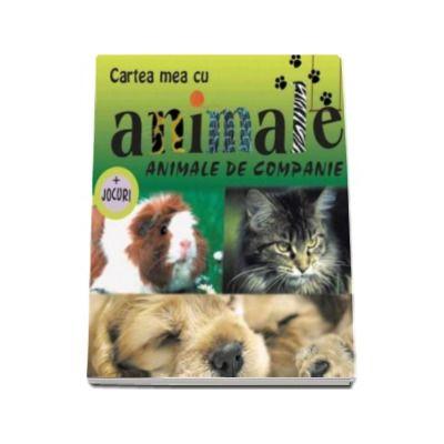 Animale de companie - Cartea mea cu animale