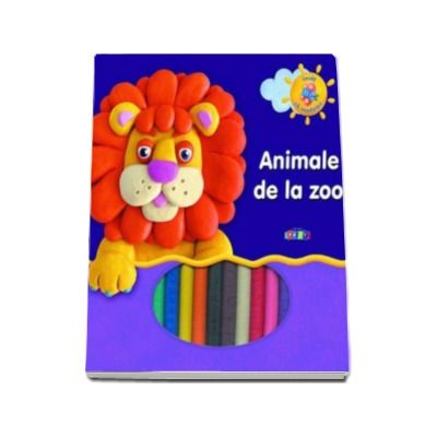 Animale de la Zoo - Invat sa modelez
