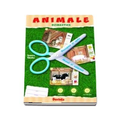 Animale domestice - Descoper si aplic, hrana si adapost (Mapa)