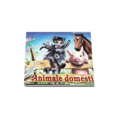 Animale domestice (pliant cartonat)