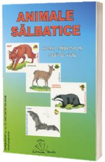 Animale salbatice. Nivel prescolar