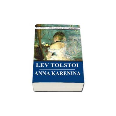 Anna Karenina. Editie 2013 (Lev Tolstoi)