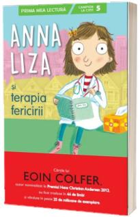 Anna Liza si terapia fericirii. Campion la citit (Nivelul 5)