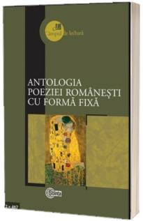 Antologia poeziei romanesti cu forma fixa