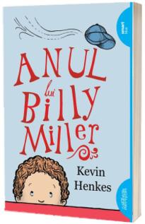 Anul lui Billy Miller - Editie Paperback