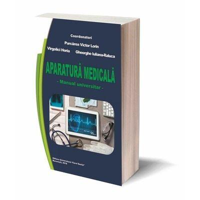 Aparatura medicala, manual universitar