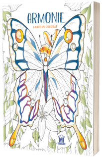 Armonie - carte de colorat