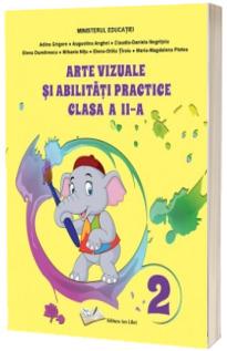 Arte vizuale si abilitati practice - manual clasa a II-a