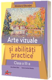 Arte vizuale si abilitati practice, manual pentru clasa a III-a