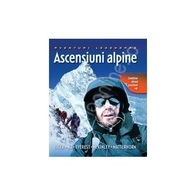Ascensiuni alpine (Aventuri legendare)