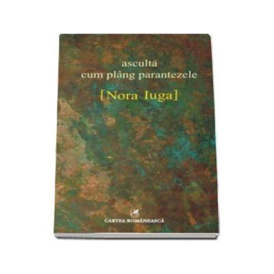 Asculta cum pling parantezele - Nora Iuga