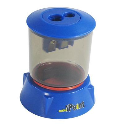 Ascutitoare cu container, pentru 2 marimi, Westcott iPoint - culori asortate