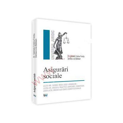 Asigurari sociale