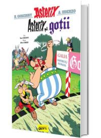 Asterix si gotii, volumul III