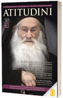 Atitudini - Revista de gandire si traire romaneasca - Nr. 30-2013