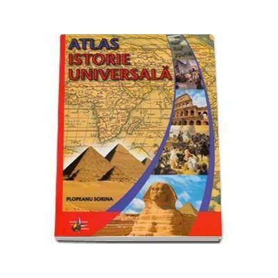 Atlas de istorie universala - Contine CD (Editia a 2-a)