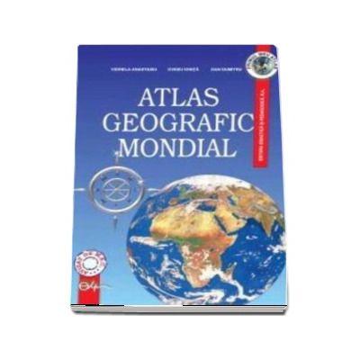 Atlas geografic mondial - Viorela Anastasiu