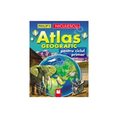 Atlas geografic pentru ciclul primar - editie 2012