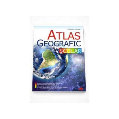 Atlas Geografic Scolar Editia a III-a - Constantin Furtuna