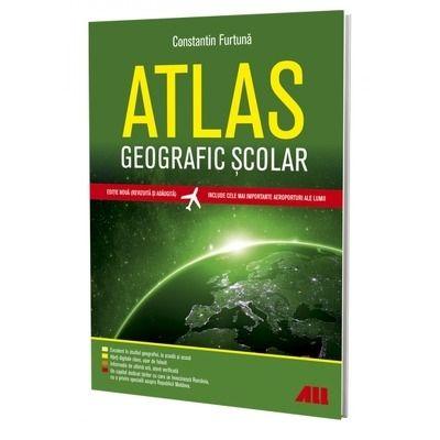Atlas geografic scolar. Editia a V-a