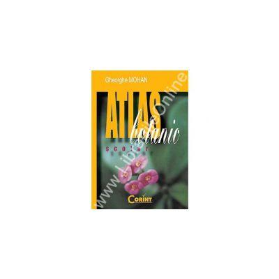 Atlas Botanic Scolar (Gheorghe Mohan)