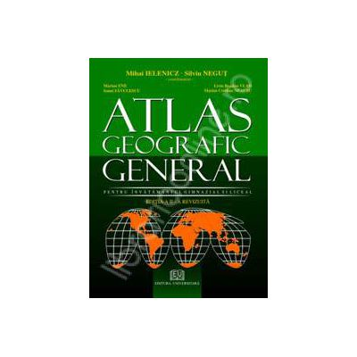 Atlas geografic general. Editia a II-a revizuita