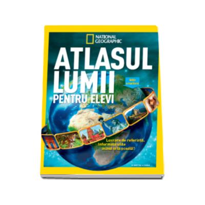 Atlasul lumii pentru elevi. Editie actualizata