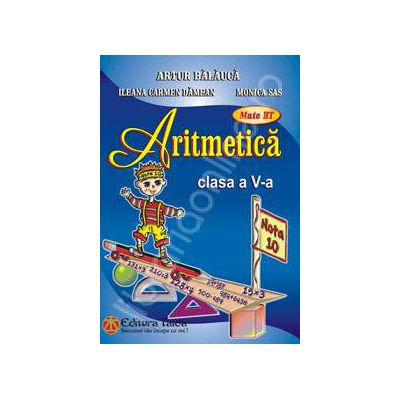 Auxiliar de Aritmetica pentru clasa a V-a