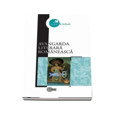 Avangarda literara romaneasca
