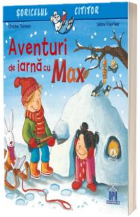 Aventuri de iarna cu Max