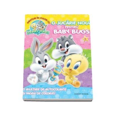 Aventuri in culori - O jucarie noua pentru Baby Bugs