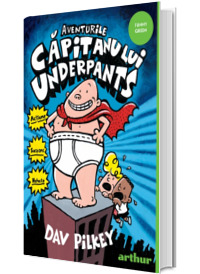 Aventurile Capitanului Underpants (editia 2021)