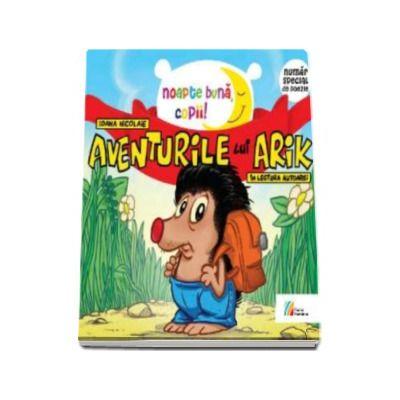 Aventurile lui Arik in lectura autoarei (Colectia noapte buna, copii!)