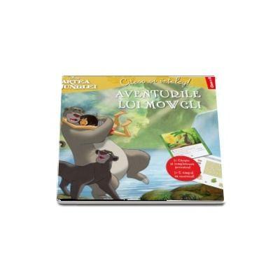 Aventurile lui Mowgli - Cartea Junglei. Colectia Citesc si inteleg! (clasa a II-a)
