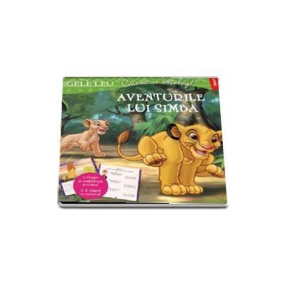Aventurile lui Simba - Regele leu. Colectia Citesc si inteleg! (clasa I)